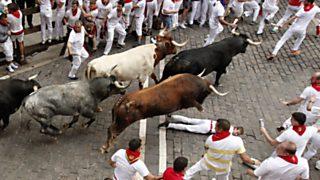 Vive San Fermín - Octavo encierro