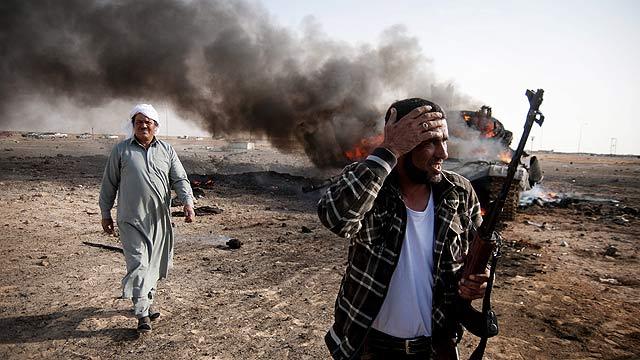 Informe Semanal - Odisea en Libia