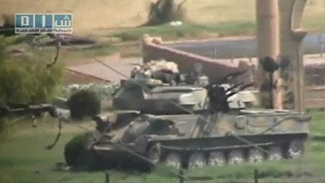 La ofensiva del Ejército en Siria deja 24 muertos en las últimas 24 horas