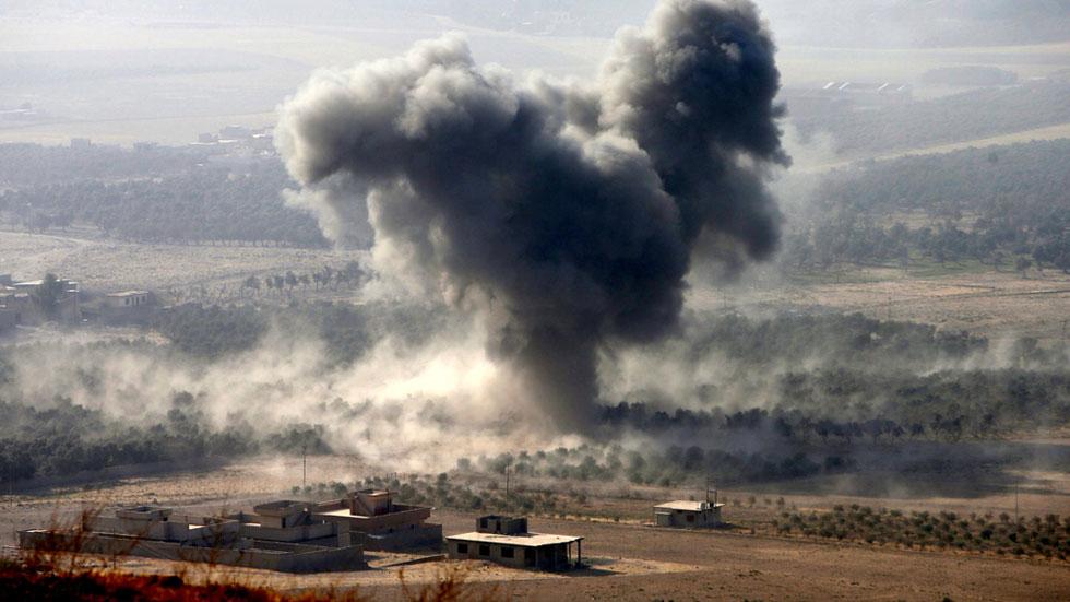 La ofensiva para arrebatar Mosul al EI se desarrolla según lo previsto