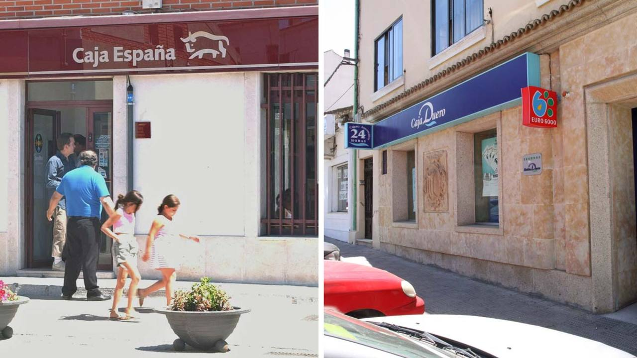 El recorte de un tercio de la plantilla anunciado por el for Oficinas banco madrid