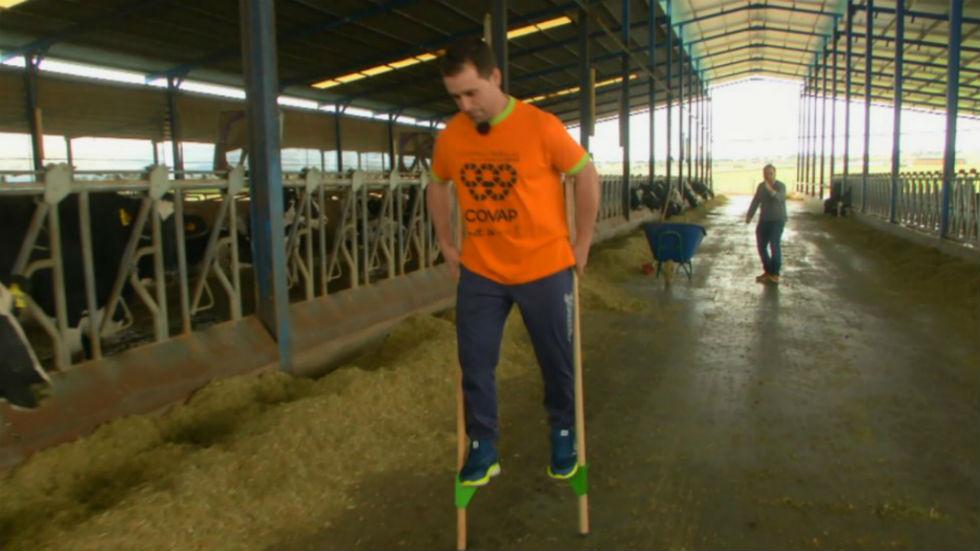 Aquí la tierra - ¡Las olimpiadas rurales ya están aquí!