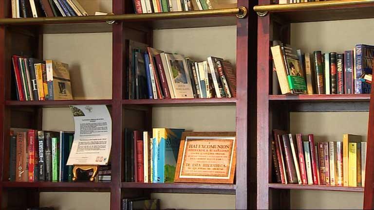 """""""Olvidoteca"""", 500 libros olvidados"""
