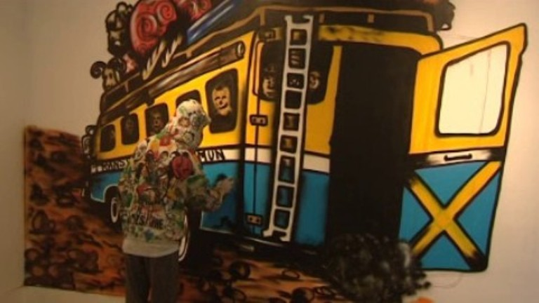 On Off: España y África unidas por el grafiti