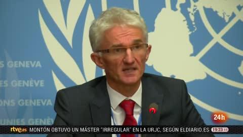 La ONU advierte de una catástrofe humanitaria en Idleb, último bastión opositor en Siria