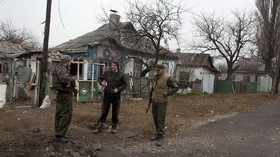 """La ONU teme que las hostilidades en Ucrania deriven en """"combates"""""""