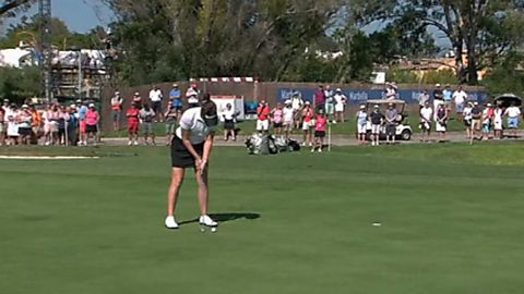 Golf - Open de España Femenino 2017. Resumen 2ª jornada