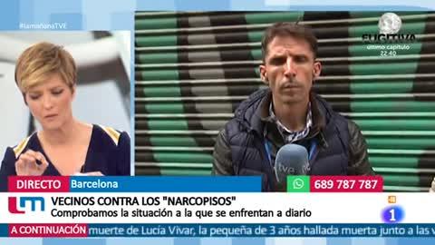 Operación contra narcopisos