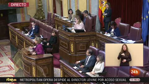 Oramas (CC) defiende en el Congreso la actualización de las pensiones no contributivas según el IPC