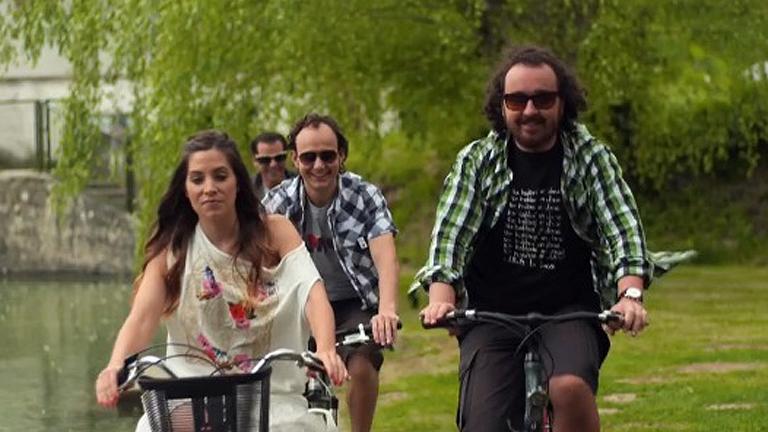 La Oreja de Van Gogh canta la sintonía de la Vuelta a España 2012