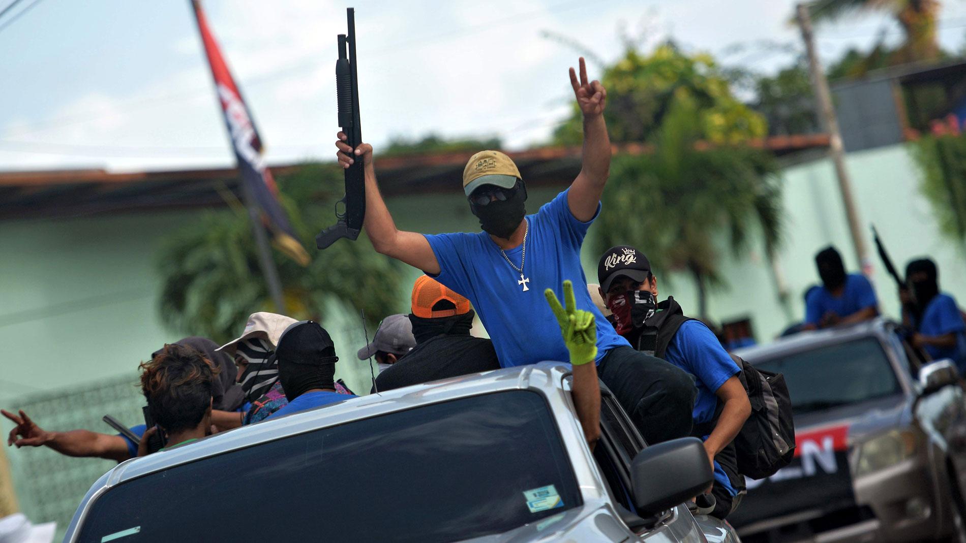 La Organización de Estados Americanos condena la violencia en Nicaragua