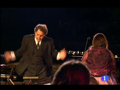 La Orquesta de RTVE homenajea a Albéniz