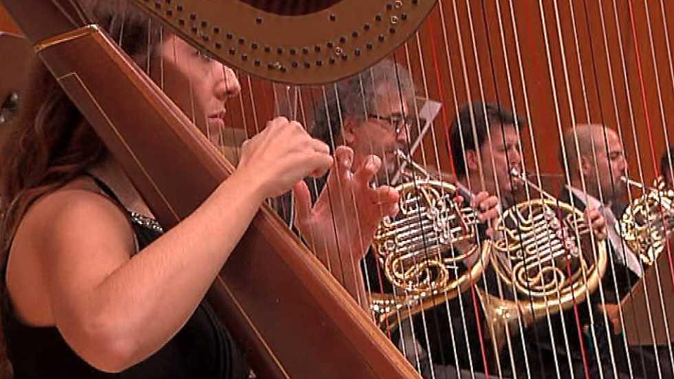 Los conciertos de La 2 - Orquesta Sinfónica RTVE XVII Jóvenes Músicos. Nº 1 (Parte 1)
