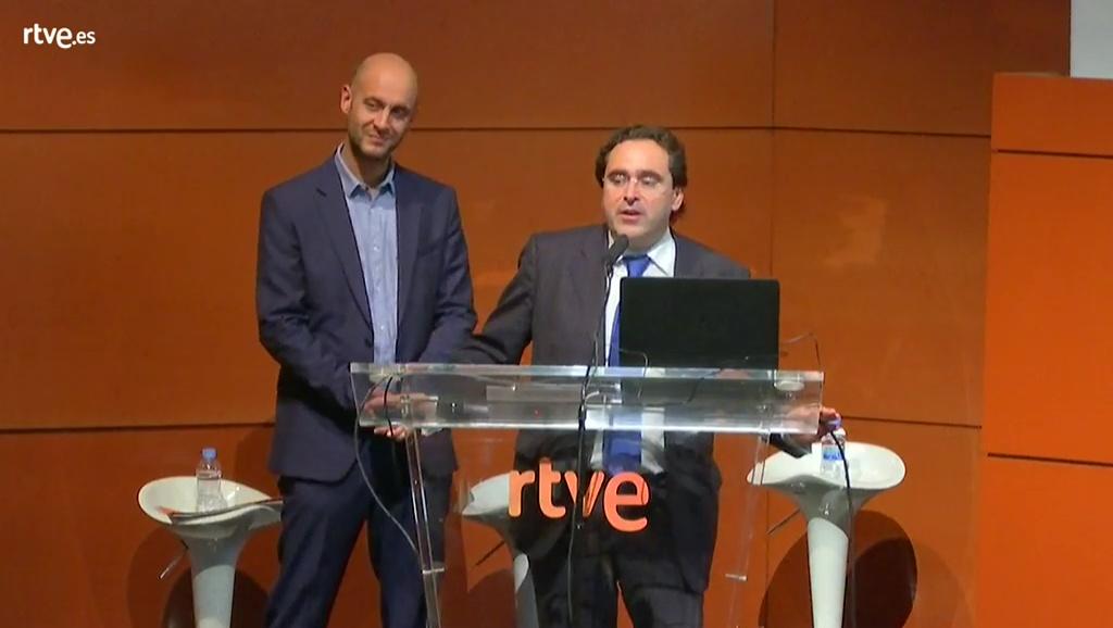 Óscar Baza y Javier Sánchez