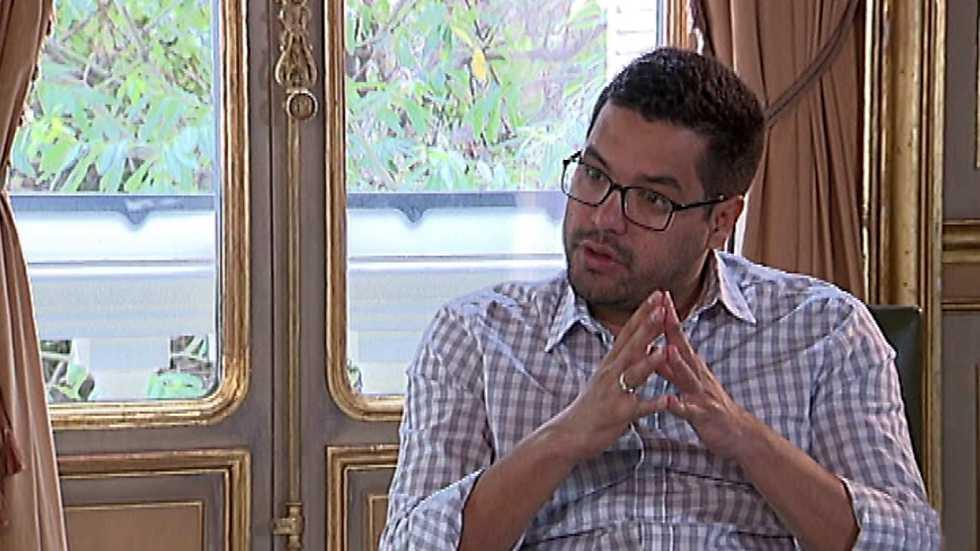 Conversatorios en Casa de América - Óscar Martínez