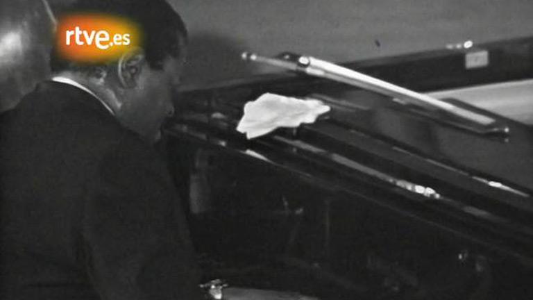 Comienzo de un 'Jazz entre amigos' dedicado a Oscar Peterson (1991)