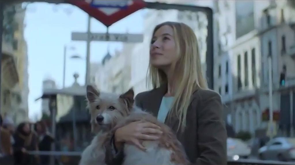 La otra historia del perro del anuncio de la Lotería de Navidad 2017