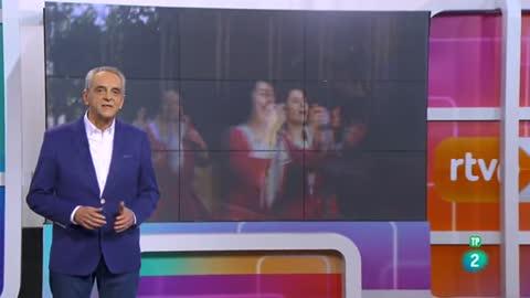 'La otra mirada' nueva serie de TVE