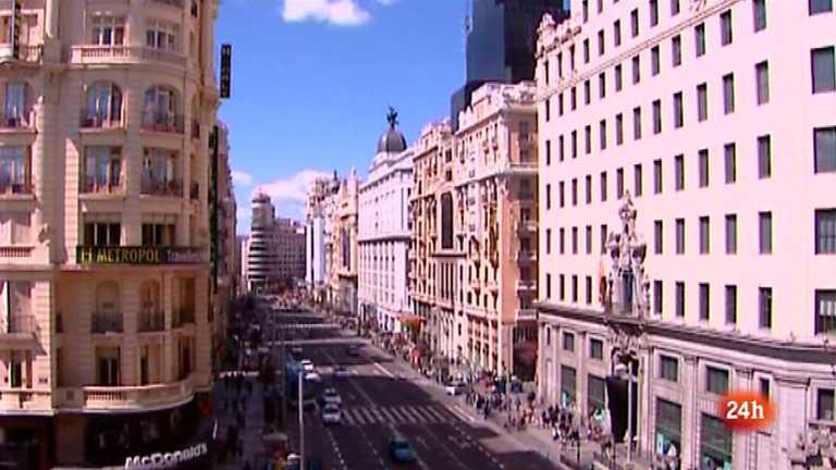 Zoom Tendencias - Otro aire en la Gran Vía madrileña - 02/06/12