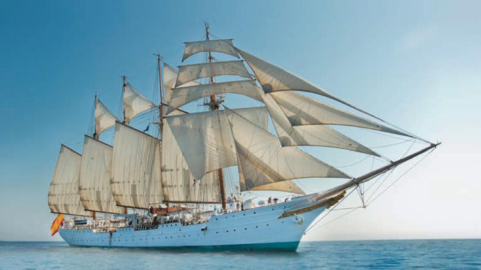 Otros documentales elcano el barco blanco - Cocinas el barco granada ...