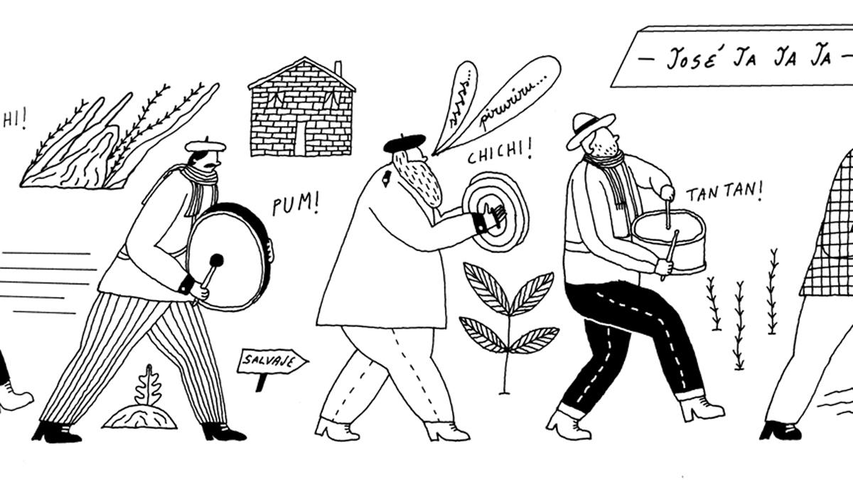 Página Dos - Los otros: José Quintanar: Ilustrador e historietista