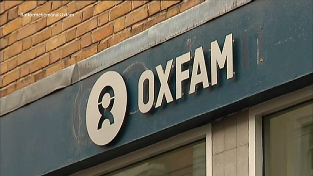 Informe Semanal - Oxfam: escándalo sin fronteras