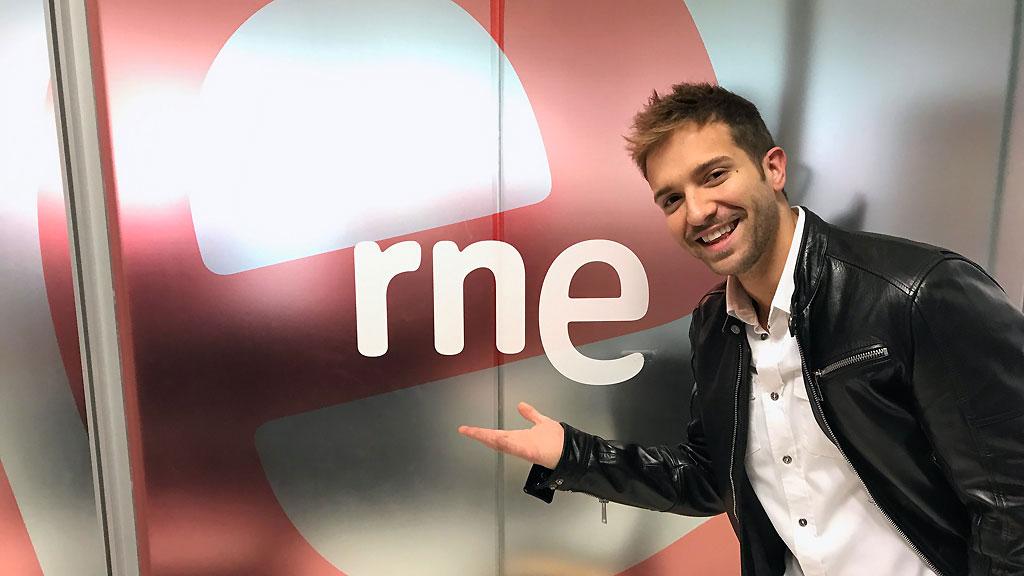 """Las mañanas de RNE - Pablo Alborán: """"Hay que hacerle caso un poquito más a tu propia realidad y no tanto a las redes sociales"""""""