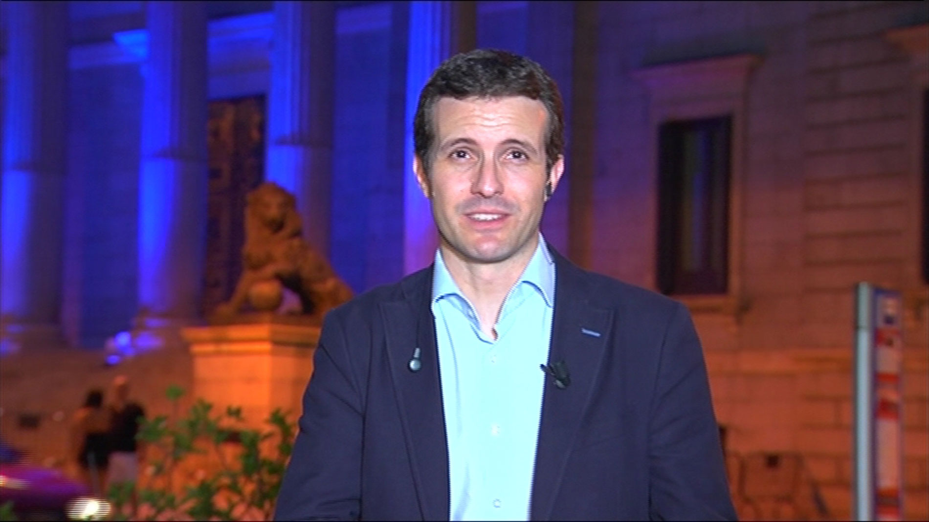"""Pablo Casado: """"Mi candidatura es la única que puede evitar que el PP se rompa"""""""