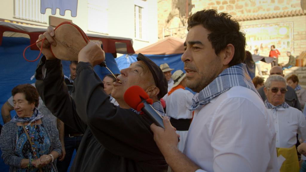 El Paisano  - Pablo Chiapella viaja a Cofrentes