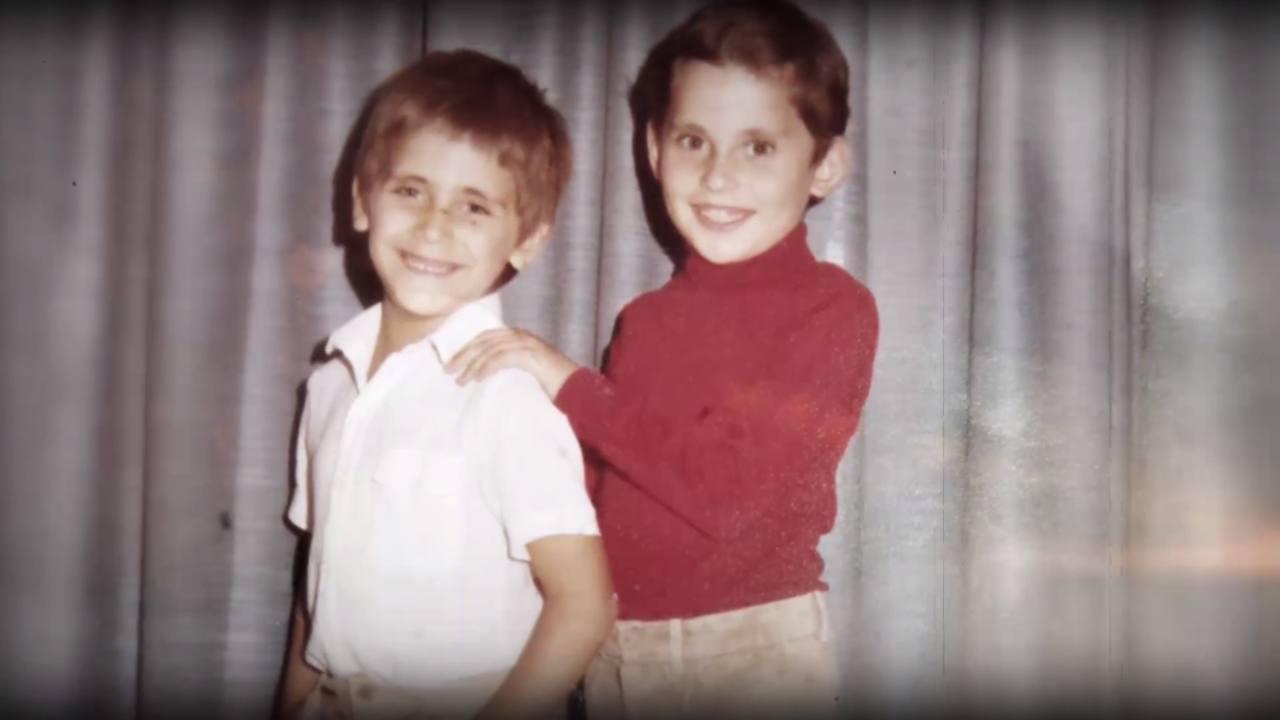 Paco León y su hermano