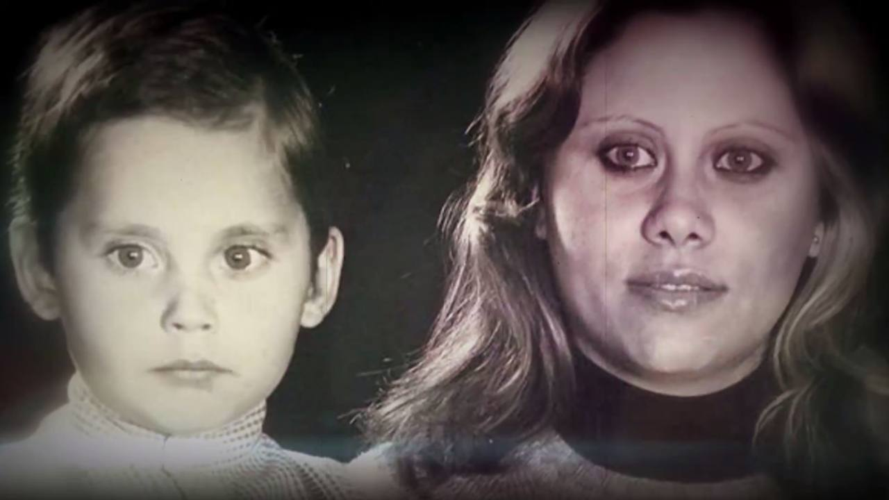 Paco León y su madre