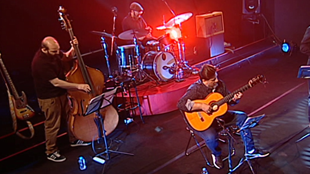Los conciertos de Radio 3 - Paco Ortega