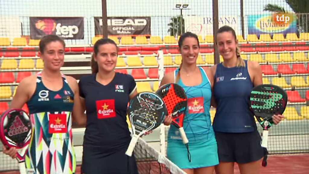 Pádel - Campeonato de España Absoluto 2017