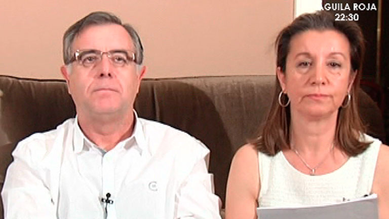 España Directo- Los padres de Mikel piden justicia