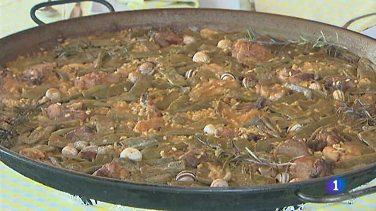 Somos #DietaMediterránea - Paella