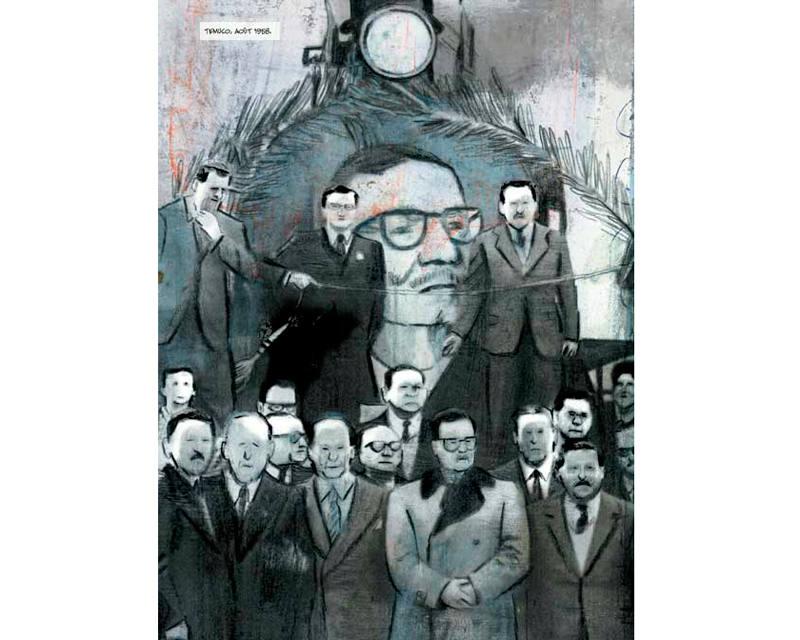 Página de ¡Maldito Allende!