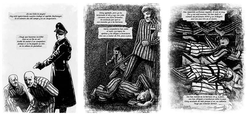 Páginas de 'Deportado 4443'