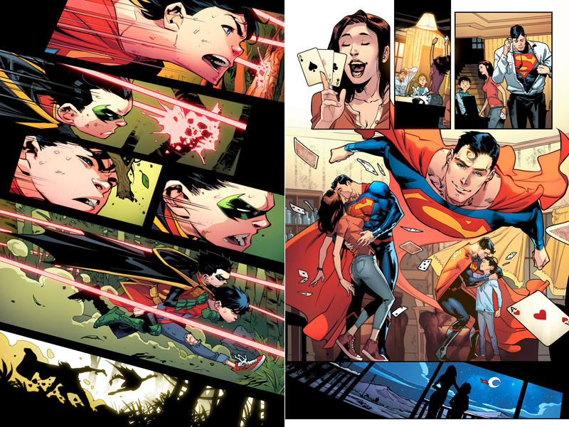 Páginas de 'Superhijos'