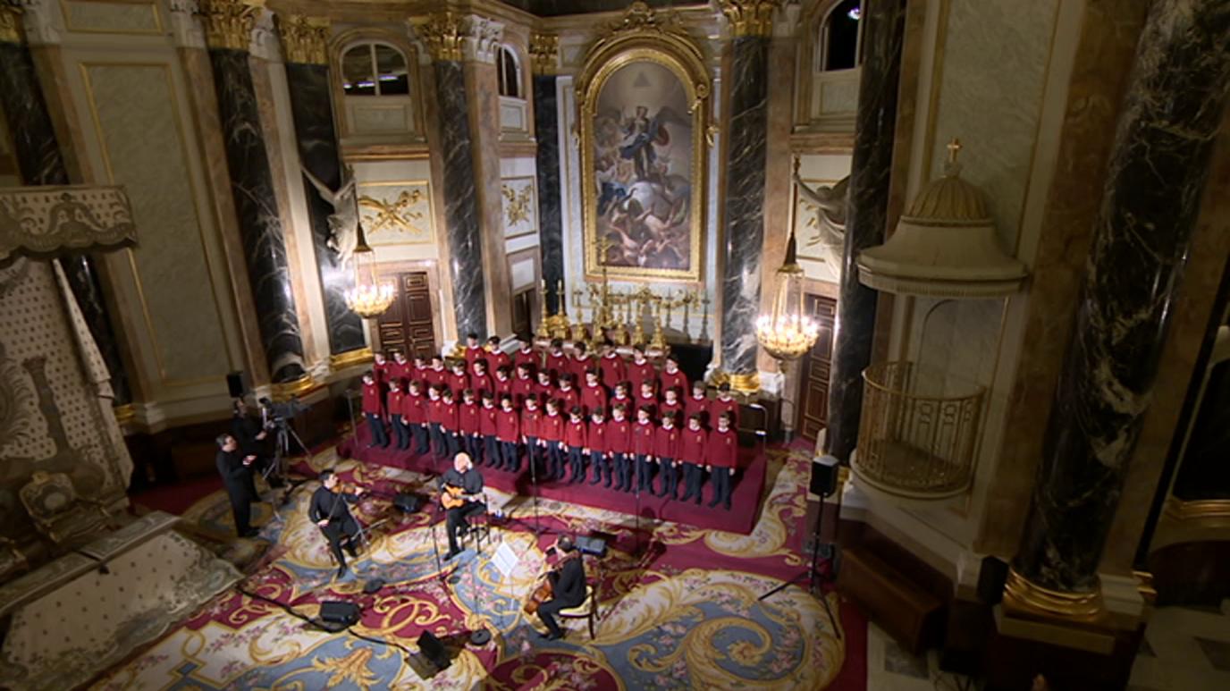 Los conciertos de La 2 - Palacio Real. Música en Navidad