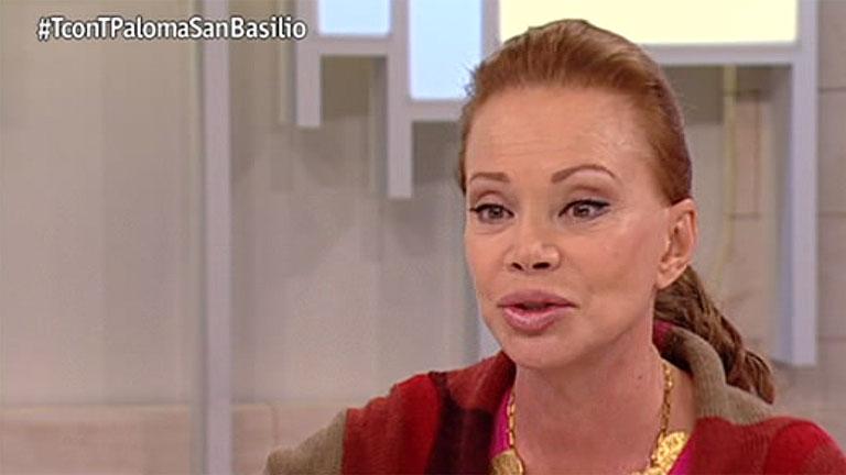 "T con T - Paloma San Basilio: ""Volver a TVE es como volver a casa"""