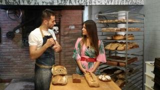Aquí la tierra - El pan y sus combinaciones veraniegas