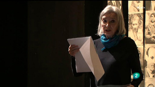 La 2 Noticias - 'El pan y la sal', una obra teatral que recrea el juicio a Batalsar Garzon