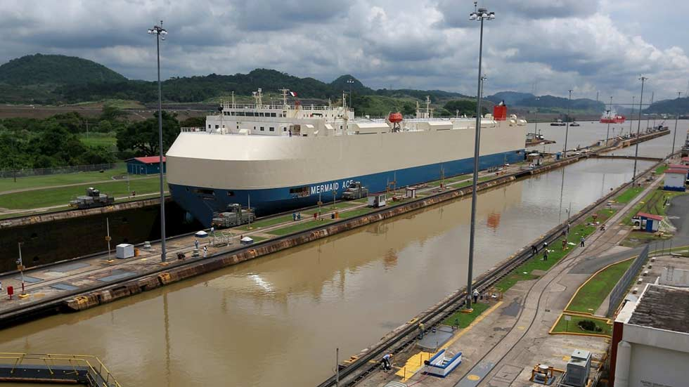Panamá enseña al mundo la ampliación del Canal