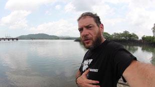 Panamá. Final de trayecto