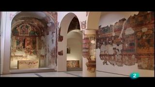 La mitad invisible - El Pantocrátor de Sant Climent de Taüll