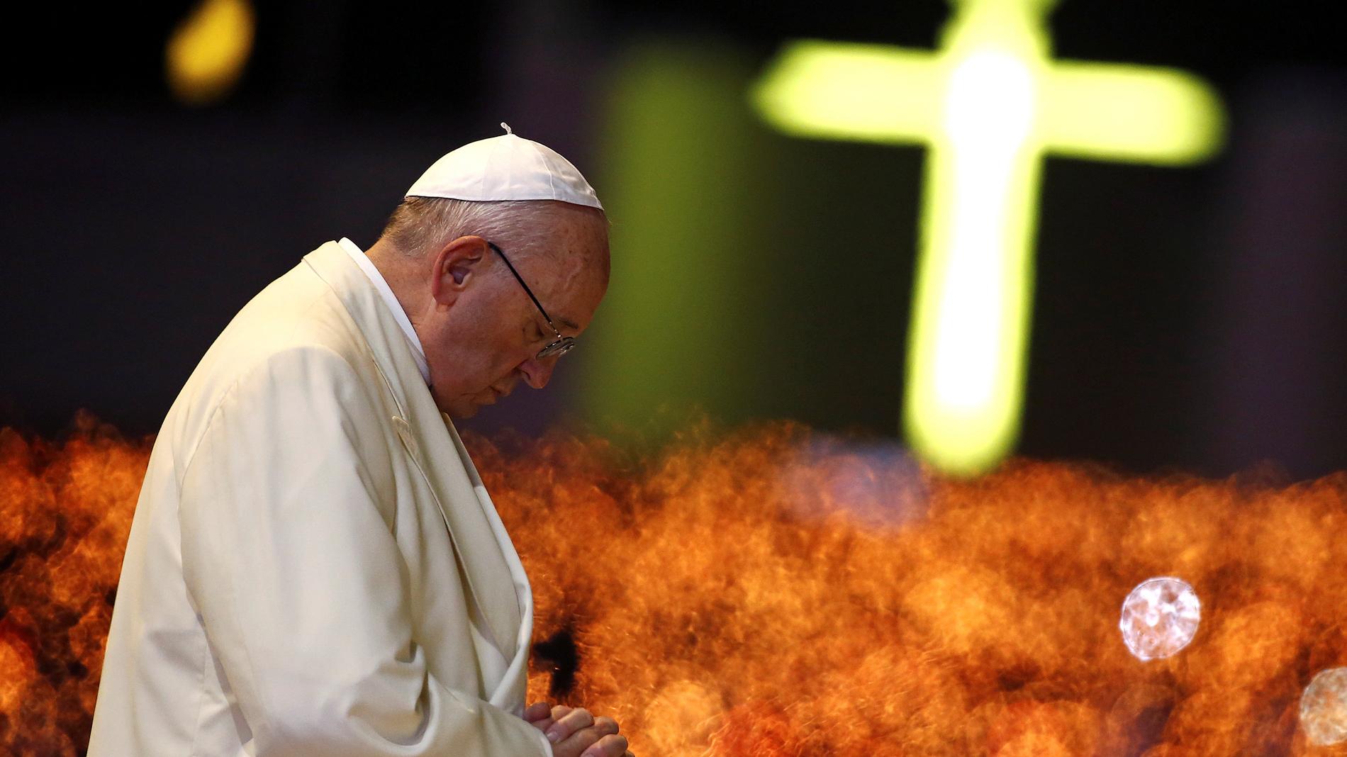 El papa Francisco cumple cinco años de pontificado