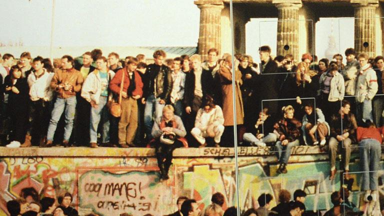 El papel de los líderes mundiales en la caída del muro de Berlín