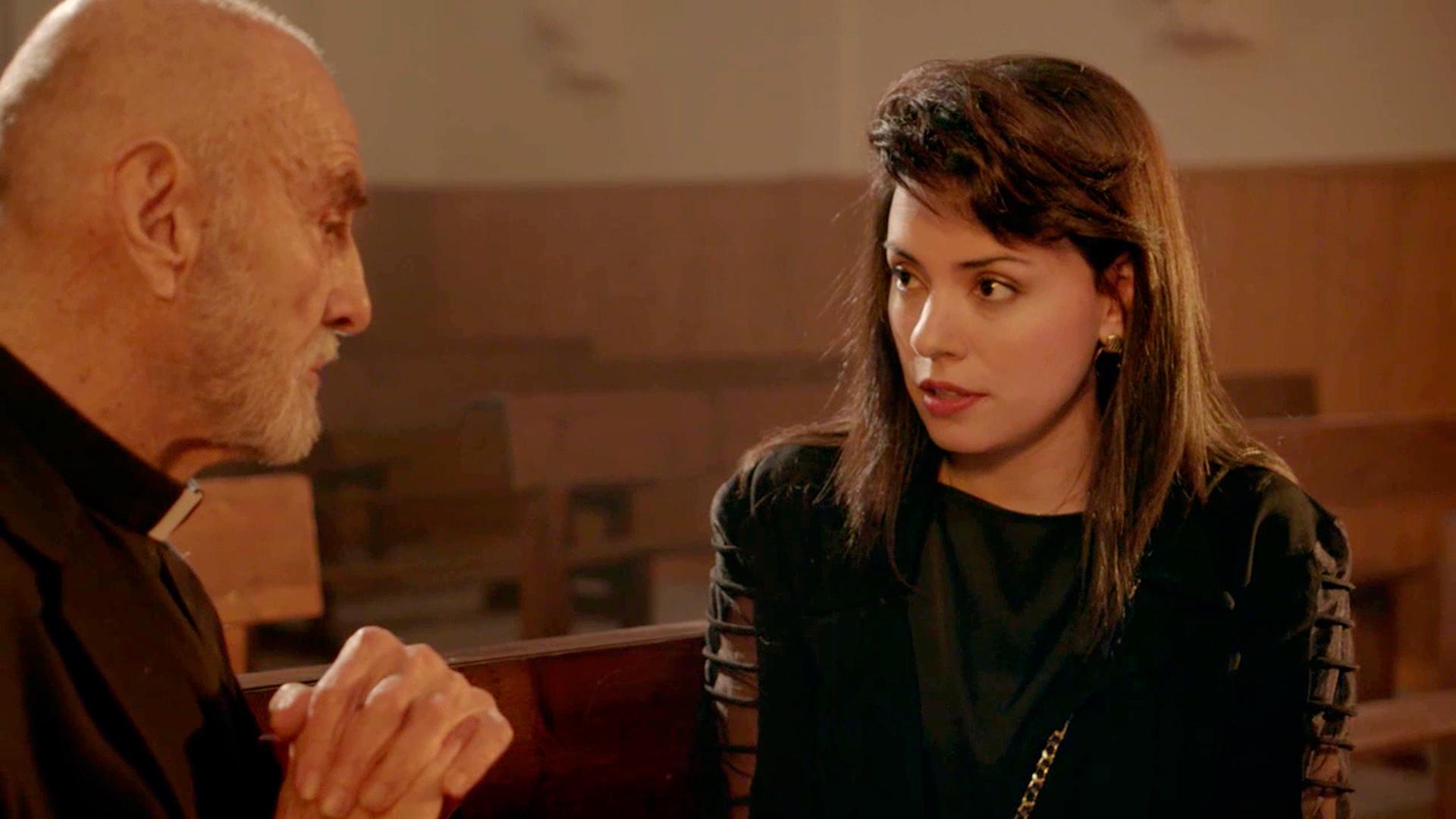 Cuéntame cómo pasó - Paquita confiesa lo que siente por Venancio a Don Froilán