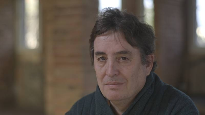 Para el escritor Luis García Montero,  la poesía es más urgente que nunca