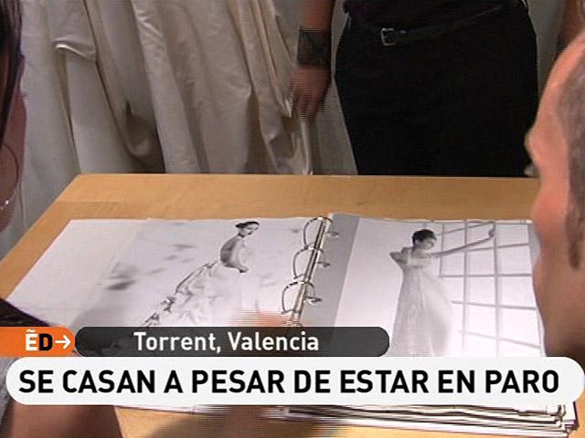 España Directo - Para novios en paro